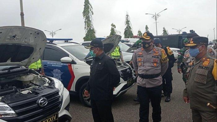 Kerahkan 300 Personel Amankan Natal di Malinau, Kawal Ketat Pelaksanaan Protokol Kesehatan Covid-19