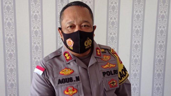 Berpotensi Kerumunan, Kapolres Malinau AKBP Agus Nugraha Larang Pesta Kembang Api Malam Tahun Baru