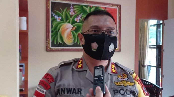 Ungkap Narkoba Asal Malaysia, Kapolres Nunukan Akui Alami Kebuntuan Mengungkap Bandar Sabu di Tawau