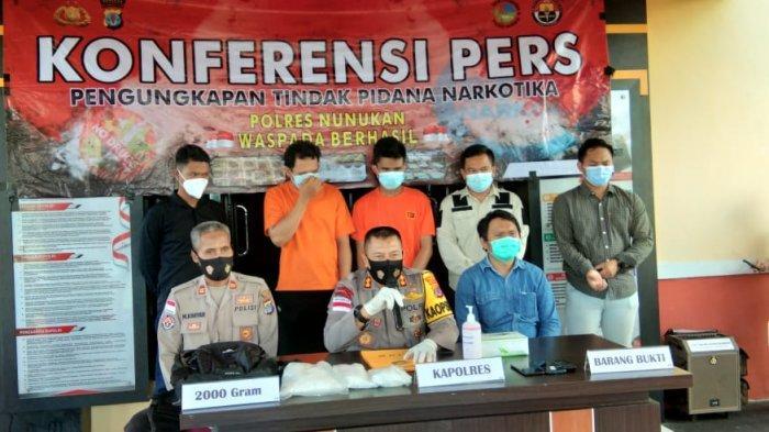 Kapolres Nunukan AKBP Syaiful Anwar Perintahkan Satresnarkoba & Polsek Tembak di Tempat Bandar Sabu
