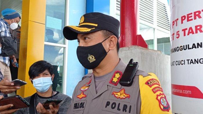 Kapolres Tarakan AKBP Fillol Praja Arthadira Siap Amankan 4.600 Vial Vaksin Corona Sinovac 24 Jam