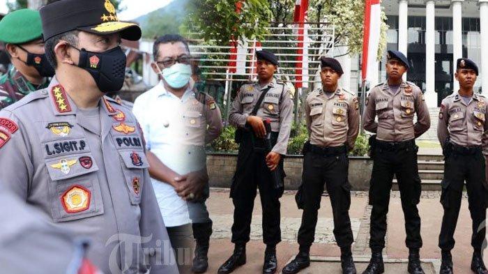 Telegram Kapolri, Listyo Sigit Perintahkan Polisi Perketat Aktivitas Objek Wisata saat Lebaran