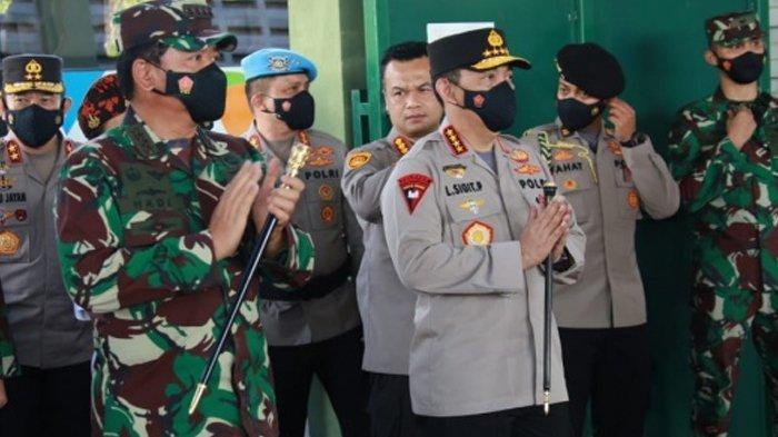 Diingatkan Jokowi usai Teror di Mabes Polri, Panglima TNI Marsekal Hadi Tjahjanto Langsung Bereaksi