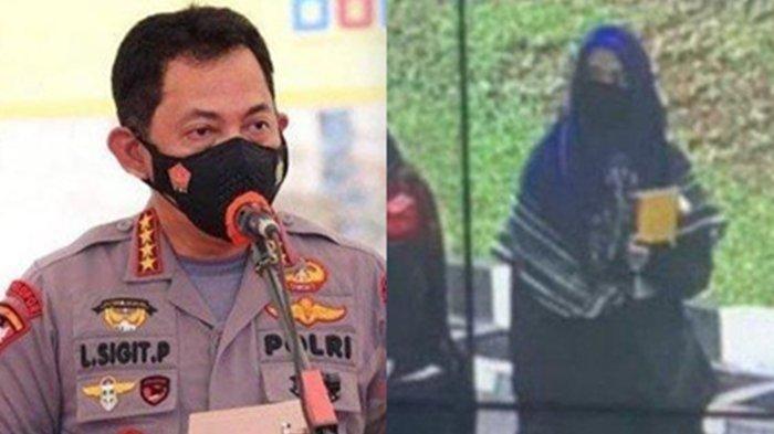 Mirip Terduga Teroris di Makassar, Wanita Ditembak Mati di Mabes Polri Tulis Surat Wasiat Minta Maaf