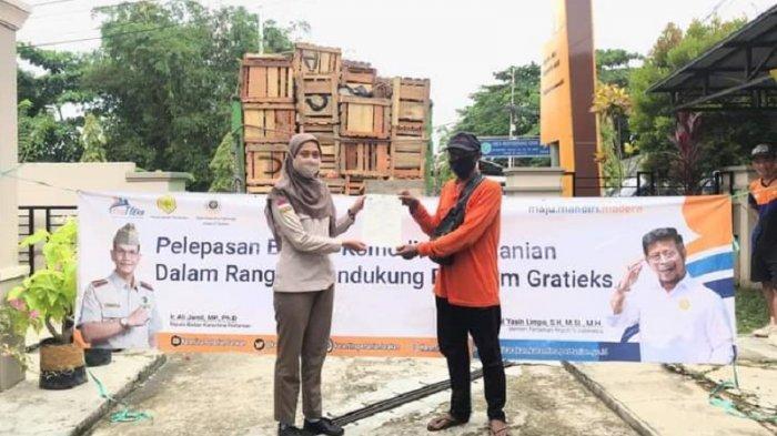 Dukung Gratieks, Karantina Pertanian Nunukan Fasilitasi Ekspor Buah ke Malaysia hingga 7.110 Kilo