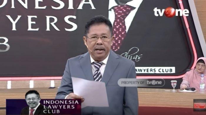 Fadli Zon Sarankan Presiden ILC Siapkan Kursi Kosong, Menkes Terawan Diundang Karni Ilyas tak Datang