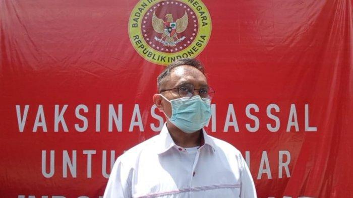 Badan Intelijen Negara Daerah Kaltara Akan Gelar Vaksinasi Covid-19 Door to Door, Berikut Alasannya