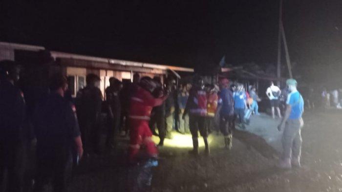 Kisah Pilu Penjual Sayur Keliling di Malinau, Kehilangan Tempat Tinggal Gegara Rumahnya Terbakar