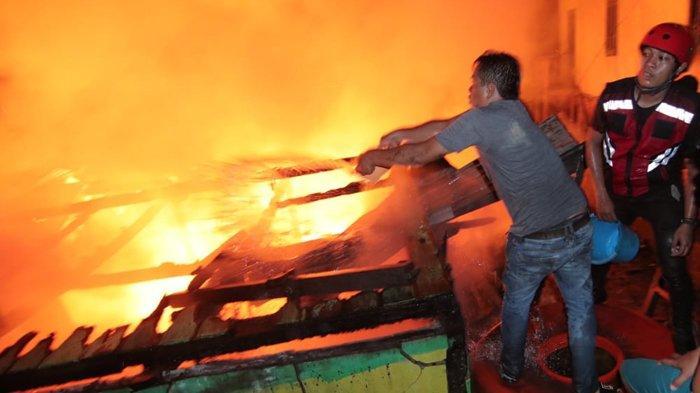 Update Kebakaran di Balikpapan Berhasil Dipadamkan, 200 Jiwa Kehilangan Rumah, 1 Orang Korban Tewas