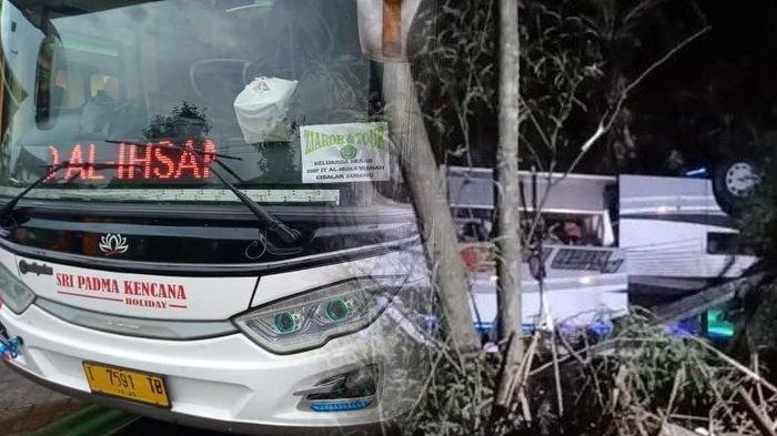 Kecelakaan Maut di Sumedang 27 Tewas, Terdengar Kumandang Takbir sebelum Bus Terjun ke Jurang