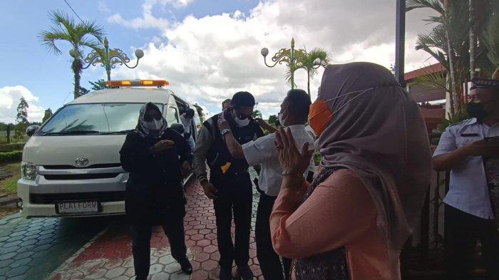 Peserta APEKSI V Regional Kalimantan Tiba di Tarakan, Welcome Dinner Dibatasi & Prokes Diketatkan