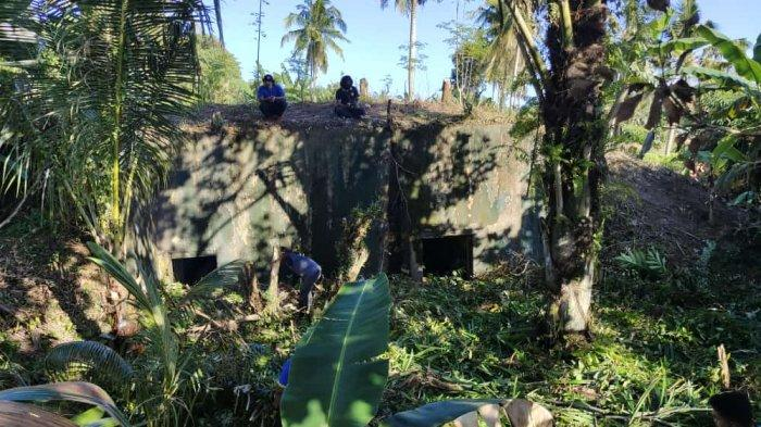 Sempat Tertunda Akibat Covid-19, Komunitas Tarakan Tempo Doeloe Bersih-bersih Situs Bersejarah