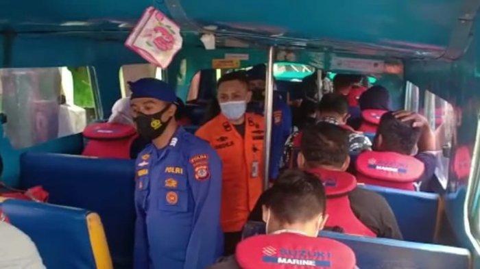 Pantau Arus Penumpang di Pelabuhan Tengkayu 1, Tim Gabungan Dirikan Posko Trengginas