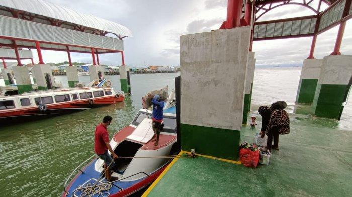 Besok Swab Massal Motoris di Pelabuhan Tengkayu I Tarakan