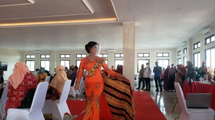 Manfaatkan Teknologi Digital, Bank Indonesia Komitmen Bantu Pasarkan Produk Batik Asal Tarakan