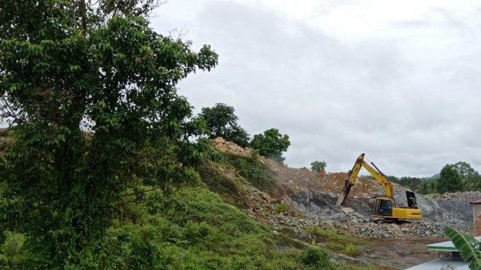 Pembangunan Jalan Nasional Malinau-Nunukan Berlanjut, Tahun 2021 Dua Jalur Penghubung Dibangun