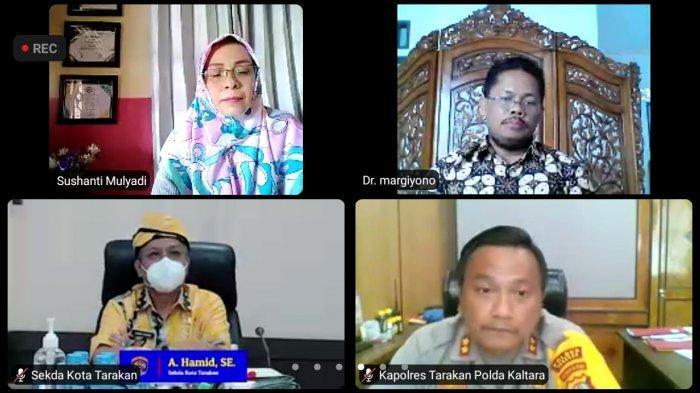 Pelaku UMKM Tarakan Bangkit, Beralih Menuju Digital Marketing, Terapkan Prinsip 'Bisnis Langit'