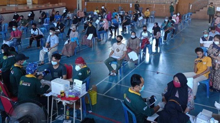 Dinkes Nunukan Beber Capaian Vaksinasi Covid-19 33 Persen, Sebut 60.740 Dosis Masih Jauh dari Target