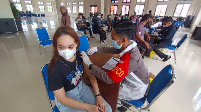 Imbau Jangan Mudah Percaya, Jubir Satgas Covid-19 Tarakan Tegaskan Vaksinasi dari Pemerintah Gratis