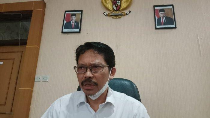 Kepala BKPSDM Tarakan, Budi Prayitno. TRIBUNKALTARA.COM/ANDI PAUSIAH