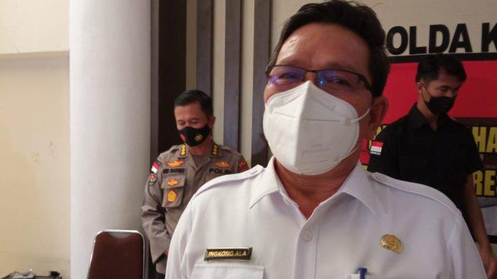 Kepala BNK Bulungan Ingkong Ala Apresiasi Ditresnarkoba Polda Kaltara Gagalkan Peredaran 1,5 Kg Sabu