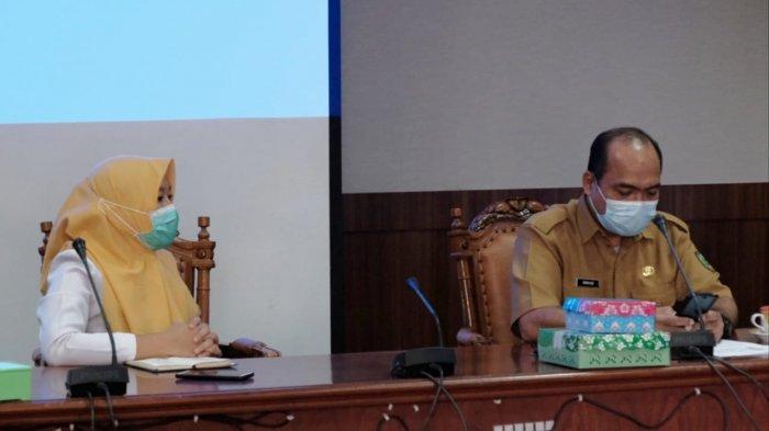 Dipanggil DPRD Berau Terkait Perbedaan Hasil Swab, Begini Penjelasan Kepala Dinas Kesehatan Berau