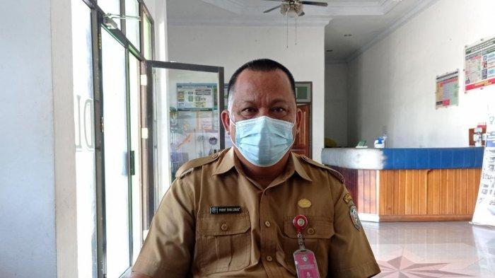 Tindaklanjut Kolam Pengendapan Limbah Tuyak Jebol, Ini Keterangan Kadis LH Malinau Frent Tomy Lukas