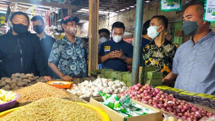 Ikut Pantau Harga Pasar, Kepala KPwBI Kaltara Sebut Stabilisasi Harga jadi Solusi Tekan Inflasi