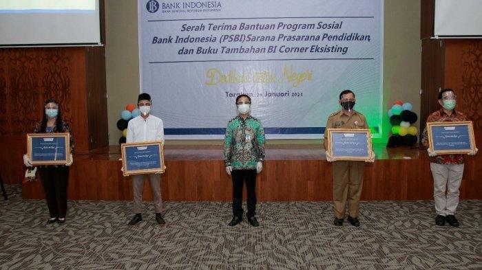 Penuhi Kebutuhan Tenaga Pendidik dan Siswa, Bank Indonesia Bantu 16 Lembaga Pendidikan di Kaltara