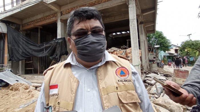 BPBD Kaltara Sebut Bantuan Rp 10 Juta Per KK untuk Korban Kebakaran di Jalan Yos Sudarso Tarakan