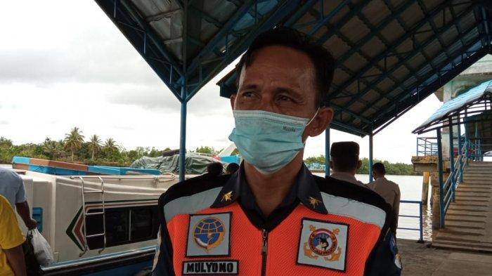 GeNose C-19 Telah Tiba, Kepala Pos Pelabuhan Kayan Mulyono Sebut Waktu Operasi Menunggu Instruksi
