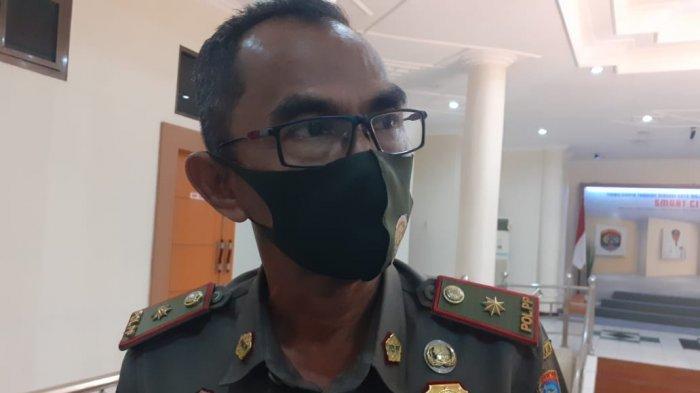 Gazebo Pantai Amal Lama Ditertibkan, Kasatpol PP Tarakan Hanip Matiksan: Tak Indahkan Surat Teguran