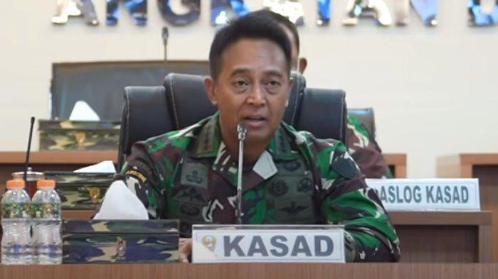 PROFIL Andika Perkasa, Jenderal Kopassus yang Dijagokan Anak Buah Megawati di PDIP Jadi Panglima TNI