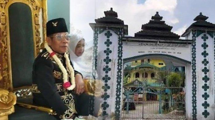 Heboh Kerajaan Angling Dharma Pandeglang, Sang Raja Dianggap Utusan Tuhan usai Bertapa di Gunung