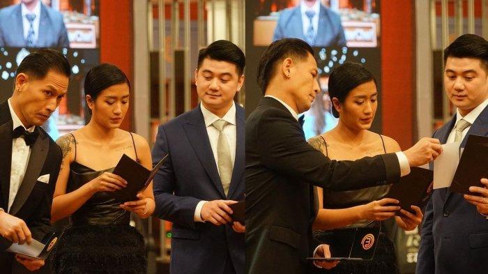 Tampil Cantik dan Anggun, Intip Potret Chef Renatta saat Grand Final MasterChef yang Curi Perhatian