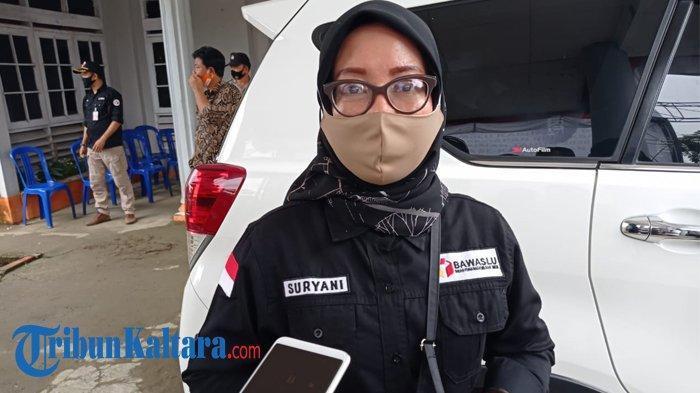 Ketua Bawaslu Kaltara Suryani Beber Dugaan Pelanggaran Pilkada yang Ditangani, Terbanyak di Nunukan