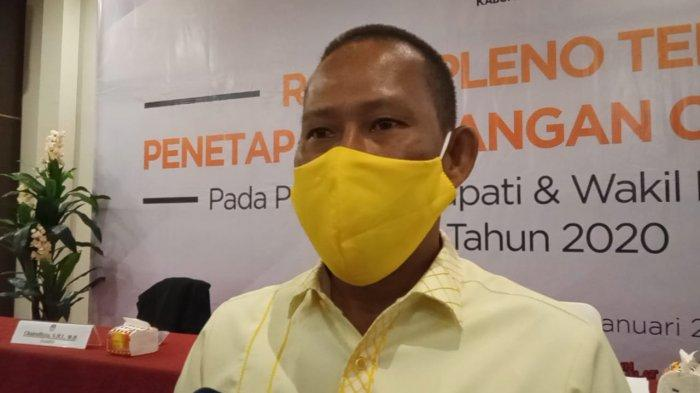 Ketua DPD Golkar Kaltara Syarwani Sebut Belum Bahas Penggantian Almarhumah Hj Asmah Gani di Dewan