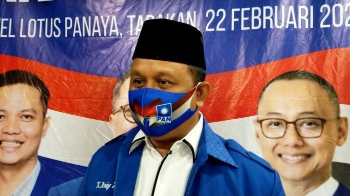 Musyda DPD PAN Tarakan Dipimpin Langsung Zulkifli Hasan, Arief Hidayat Kembali Duduki Pucuk Pimpinan