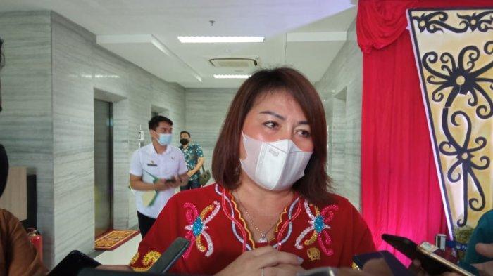 Usai Dilantik jadi Bupati Nunukan, Ketua DPRD Kaltara Minta Asmin Laura Pikirkan Kerajinan Daerah
