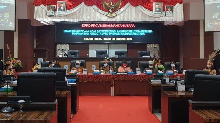 Terima Kunjungan Dewan Adat Dayak Kalimantan Utara, Norhayati Andris: Kami Akan Terus Berkolaborasi