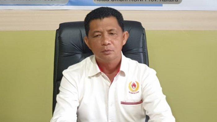 Rencana Perjalanan Menuju PON XX Papua, Ketua KONI Kaltara Muhammad Nasir: Atlet Berangkat Bertahap