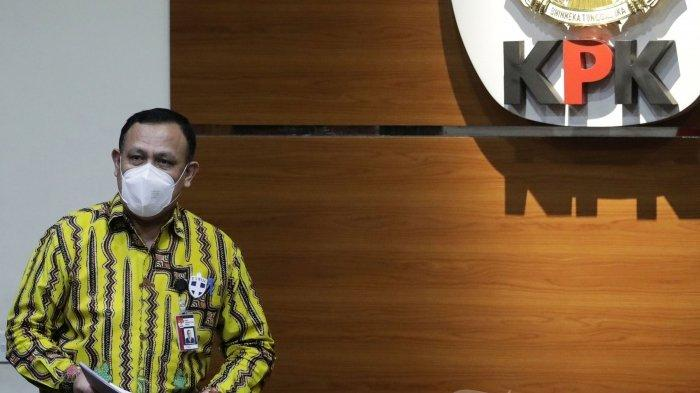 Firli Bahuri Singgung Pengkhianat Pancasila saat Lantik 1.271 Pegawai KPK jadi ASN