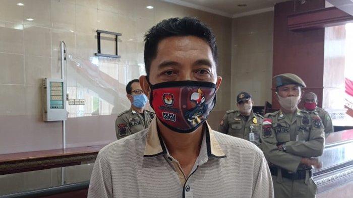 Ketua KPU Nunukan Rahman Sebut tak Ada Sanksi Bagi Paslon Pelanggar Protokol Kesehatan, Tapi Ada Ini