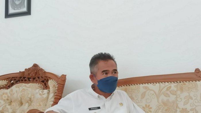 Wali Kota Tarakan, dr. Khairul, M.Kes