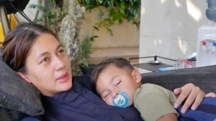 Bayar Zakat Fitrah Paula Verhoeven Tidak Didampingi Baim Wong, Pilih Pria Ganteng Ini