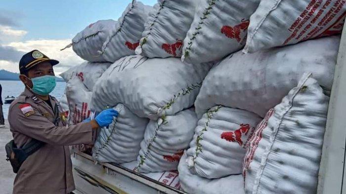 Jelang Idul Fitri 1442 H, BKP Tarakan Fasilitasi 3 Kali Ekspor Buah via Perbatasan Malaysia Sehari