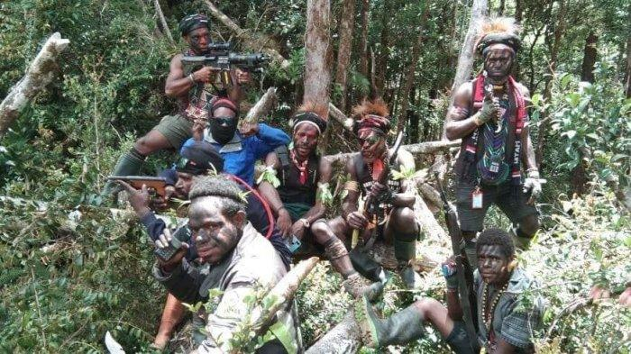 Satgas Nemangkawi Bekuk Anggota KKB Papua, Pernah Rampas Senjata Brimob hingga Tembaki Area Freeport