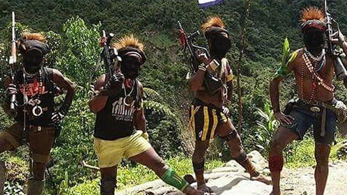 Rekam Jejak Tendius Gwijangge, KKB Eks Anak Buah Lekagak Telenggen, Serang 5 Warga di Yahukimo Papua