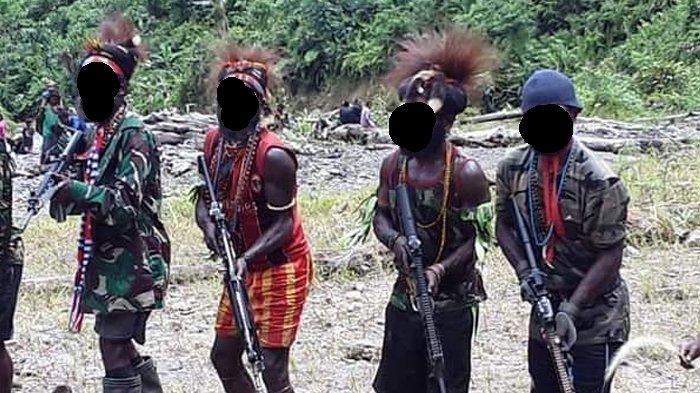 Diduga Ulah Brutal KKB Papua Kelompok Tendius Gwijangge, Seorang Polisi Tertembak di Yahukimo