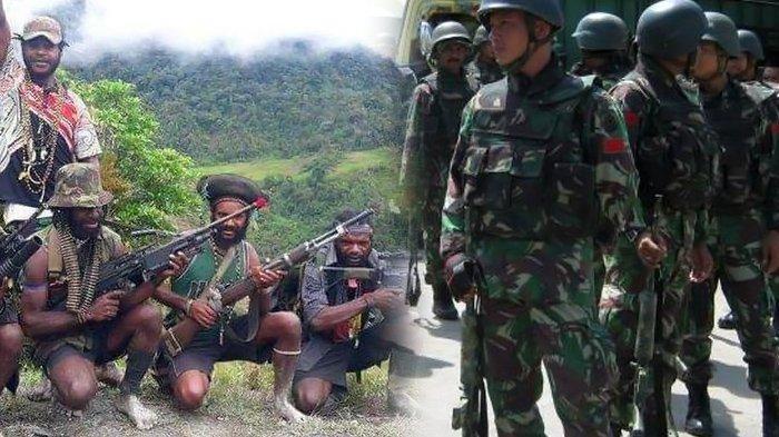 Kopassus, Kostrad dan Yonif 500 Raider Turun Tangan, 2 KKB Papua Tewas dalam Baku Tembak di Ilaga